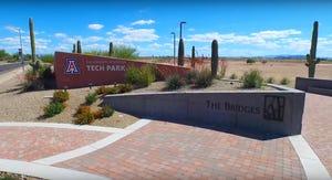 University of Arizona Tech Park, The Bridges.