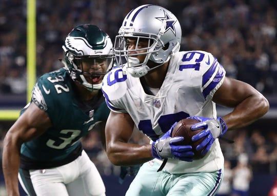 Cowboys vs. Eagles roba reflectores en la NFL.