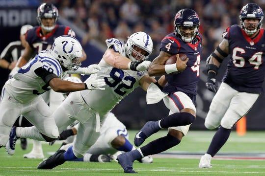 Texans vs. Colts, otro de los partidos interesantes en la Semana 7 de la NFL.