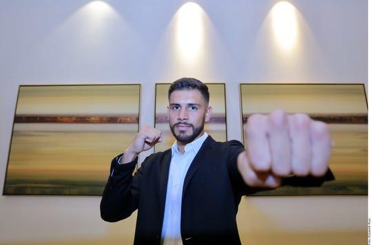 El mexicano Yair 'Pantera' Rodríguez listo para su reaparición en UFC.