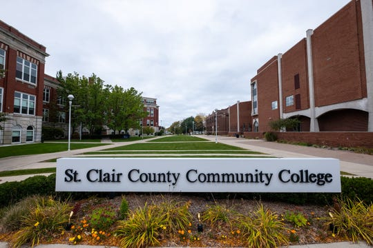 St. Clair County Community College.