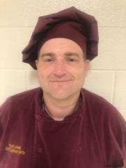 Jeremy Losee teaches the culinary arts at Arlington High School.