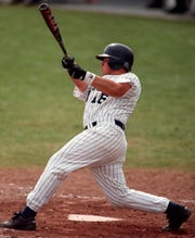 Andy Dominique played for Nevada and in the Major Leagues.