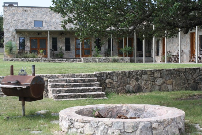 Pecan Creek Lodge, located 30 minutes outside San Angelo, is now an event venue.