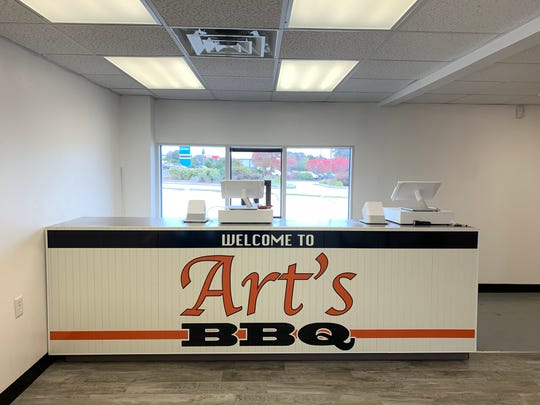 Local food truck Art's BBQ is planning to open a brick-and-mortar restaurant on South Business Drive.
