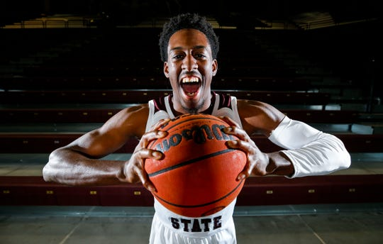 Missouri State senior guard Keandre Cook was selected as a second-team All-MVC preseason player on Thursday morning.