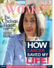 September/October 2019 issue of Purpose Driven Women Magazine.