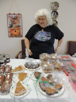 St. Francis Manor is gearing up for its 17th annual Bazaar & Bake Sale from 8 a.m. to noon Nov. 2. Handmade crafts, homemade soup and baked goods will be on sale, along with books and yard sale items.