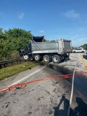 The cause of the crash is still under investigation as of Thursday morning.