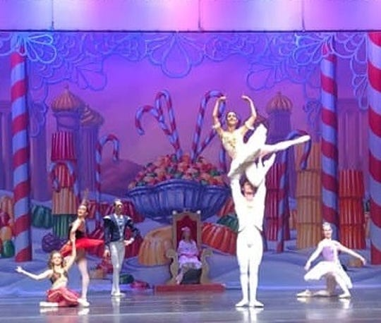 """The """"Nutcracker for All"""" special performance is 2-3 p.m. Sunday at Vero Beach High School Performing Arts Center, 1707 16th St."""
