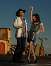 Robert Rodriguez and his sister Patricia Vonne are coming to El Paso.