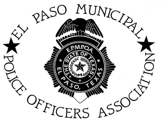 El Paso Municipal Police Officers Association logo.