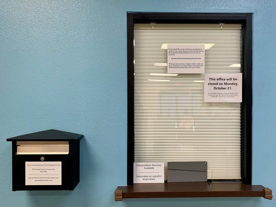 The Visalia office of the Tulare County Department of Child Support Services will be closed Monday for fumigation, following a bedbug infestation in its call center.