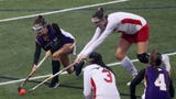 John Jay (CR) defeated Fox Lane 4-2 in field hockey action at Fox Lane High School in Bedford Oct. 16, 2019.