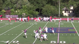 This one-handed interception from Eastchester's Sal Esposito was voted as the lohud Football Week 6 Play of the Week.