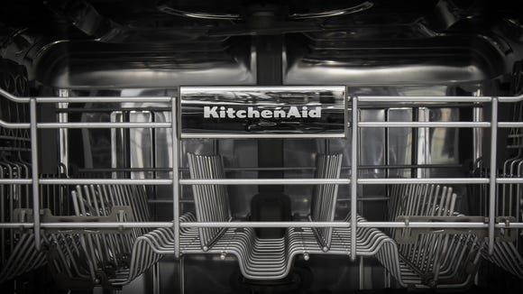 Best dishwashers: KitchenAid KDTM354DSS
