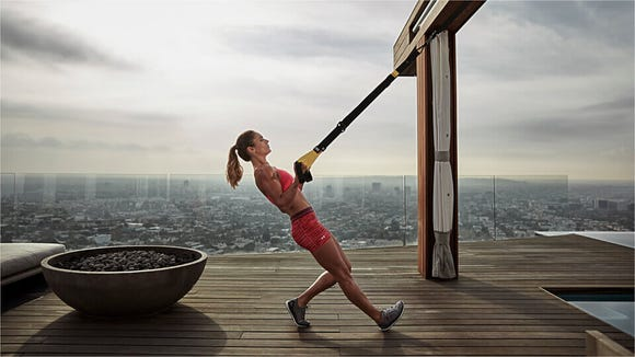Best health and fitness gifts 2019: TRX Go Suspension Trainer