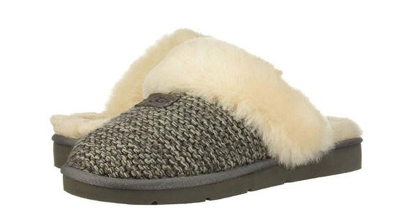 Best gifts for grandma 2019: UGG Women's Cozy Knit Slippers