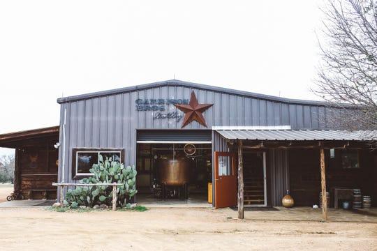 Garrison Brothers, Hye, Texas