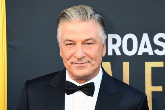 Alec Baldwin attends his Comedy Central roast on Sept. 7, 2019 in Beverly Hills.