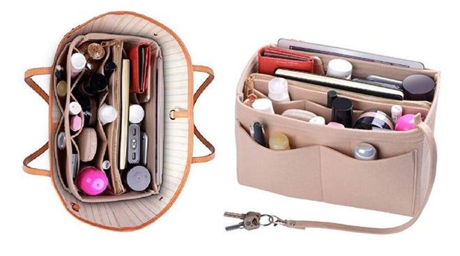 Los mejores regalos para la abuela: organizador de bolsos