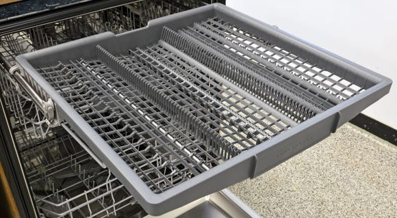 Third racks are the latest dishwasher trend—but how well do items placed up there get cleaned?