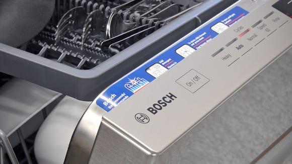 Best dishwashers: Bosch 300 Series SHXM63WS5N