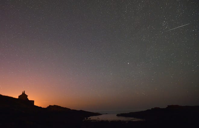 Orionid meteor shower: Coming to a sky near you Monday night