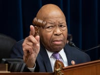 The late U.S. Rep. Elijah Cummings, D-Md.