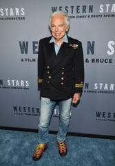 "Fashion designer Ralph Lauren attends the special screening of ""Western Stars"" at Metrograph on Wednesday, Oct. 16, 2019, in New York."