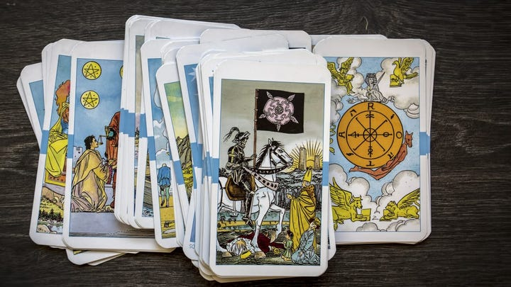 Tarot cards: How to use them as a self-care tool