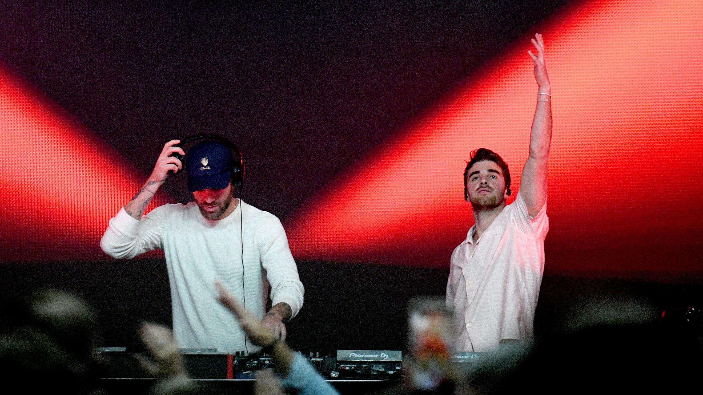 The Chainsmokers face backlash for packed 'drive-in' charity concert: 'Straight up irresponsible'