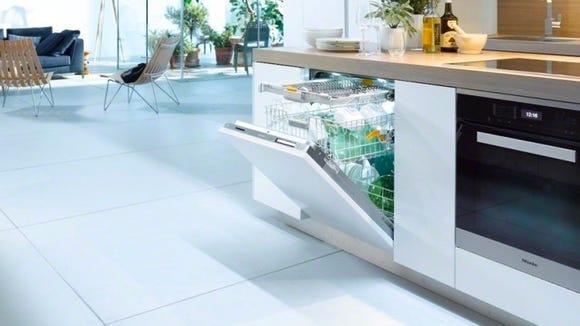 Best dishwashers: Miele Lumen Ecoflex G6885SCVIK2O