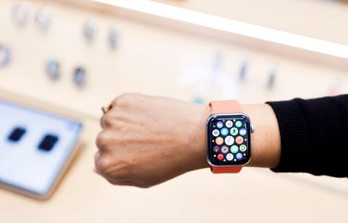 Apple's latest smartwatch, the Apple Watch 5, is on sale ahead of Cyber Monday.