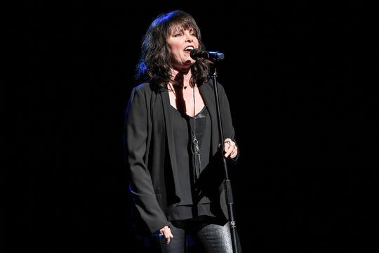 Pat Benatar performs in 2016 in West Palm Beach, FL.