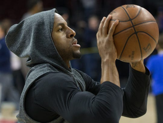 Wildcards and enigmas: Andre Iguodala, Grizzlies  Memphis never had any intention of Iguodala suiting up. His acquisition was solely for the first-round pick that came with. The Grizzlies are looking to trade him now, with a possible buyout as a last resort. Any contender would love to have him, especially both of the Los Angeles teams, though they each have limited resources to make a trade. Count on Iguodala landing with a top team and likely making an impact at some point in the playoffs.
