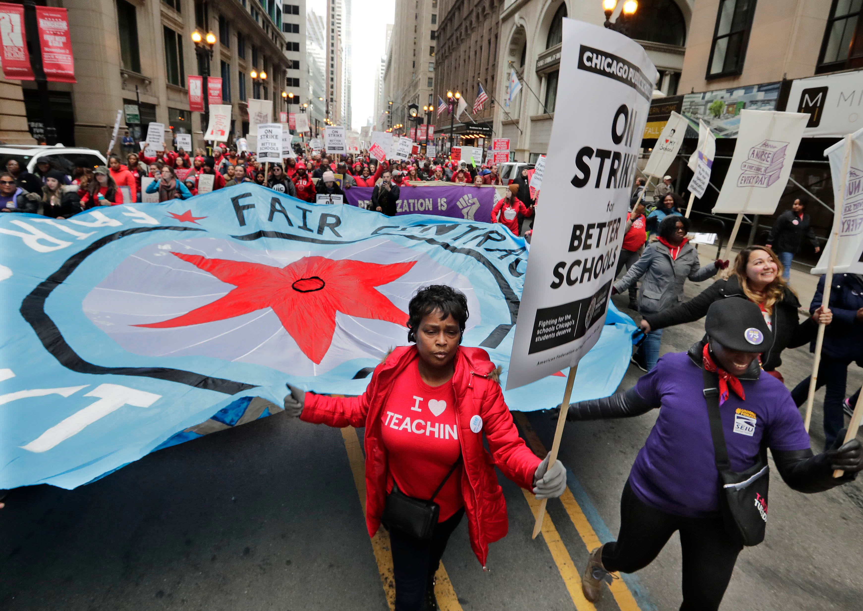 Are unions back? GM, Chicago teacher strikes show how unions can start winning again