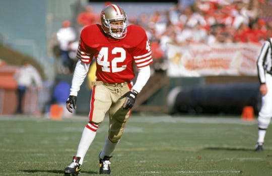 Ronnie Lott is a four-time Super Bowl champion, a six-time First Team All-Pro and a 10-time Pro Bowler.