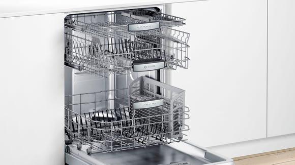 Best dishwashers: Bosch 800 Series SHPM88Z75N (2019)