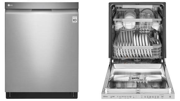 Best dishwashers: LG LDP6797ST