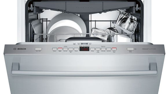 Best dishwashers: Bosch 500 Series SHPM65W55N