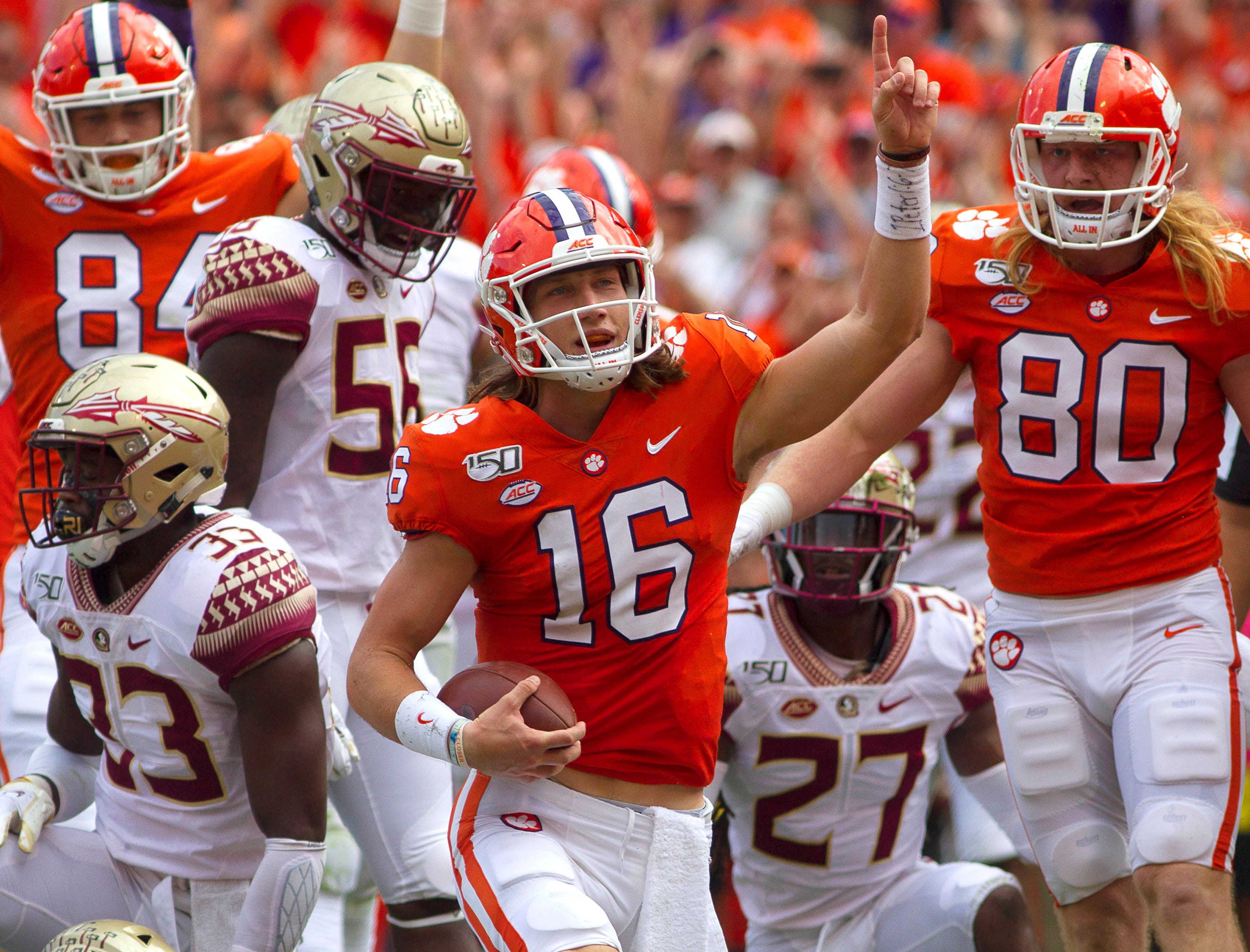 College Football Second Half Predictions For Playoff