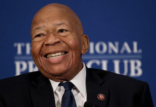 Rep. Elijah Cummings has died, his office confirmed Thursday.