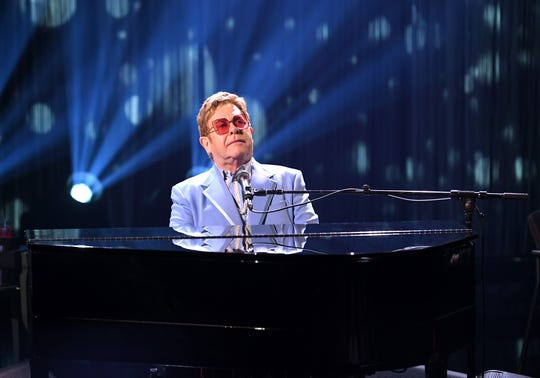 Elton John brings his farewell tour to FedExForum on Wednesday.