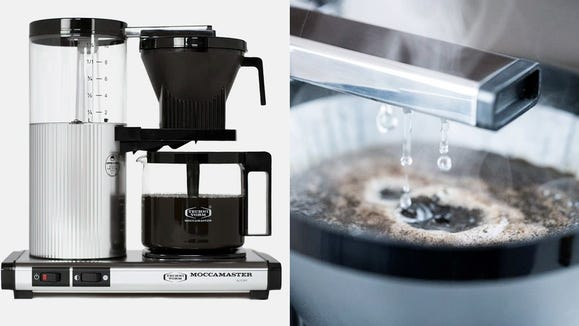 One of the best coffee makers in the world just dropped to a rare low price