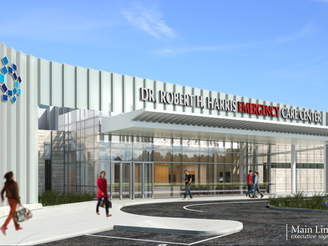 Bayshore Medical Center's new emergency room twice as big as current ER