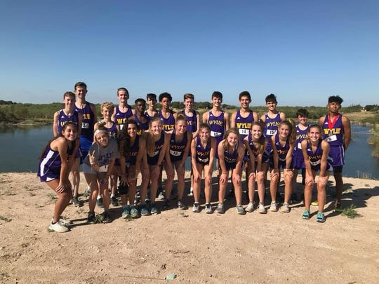 The Wylie cross country teams qualified for the Region I-5A meet after finishing third at the District 4-5A meet in Wichita Falls on Thursday.