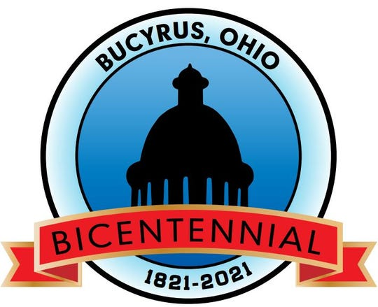 The logo for the Bucyrus bicentennial celebration has been approved.