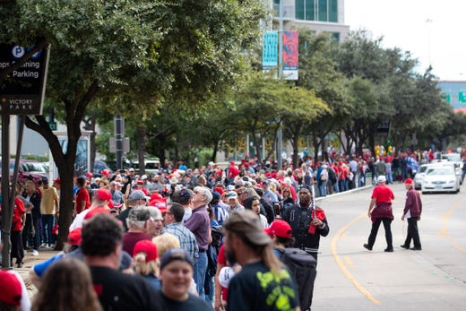 Trump Dallas What The President S Rally And The Beto