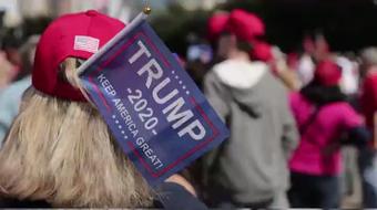 Trump rally in Texas